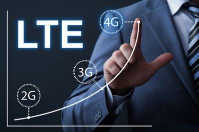 Ausbau des LTE Netzes in Deutschland