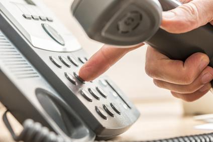 Knigge fürs Telefonieren