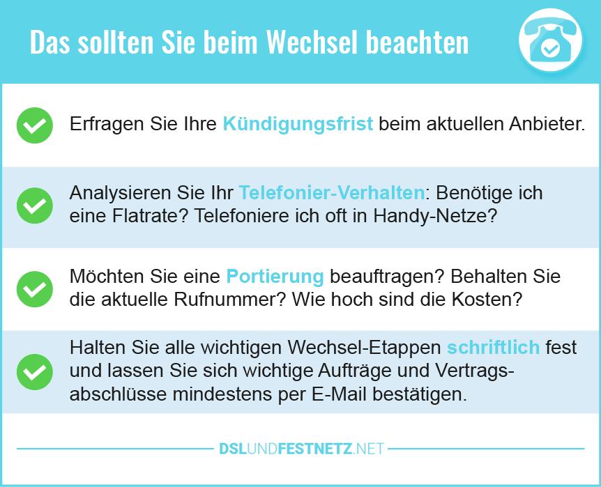 DSL Anschluss Stiftung Warentest